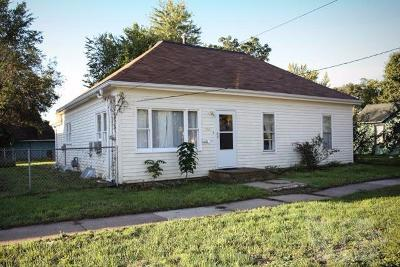 Fairfield IA Single Family Home For Sale: $75,000