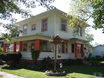 Mount Pleasant Single Family Home For Sale: 401 S Jackson Street