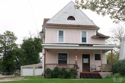 Appanoose County Single Family Home For Sale: 618 W State