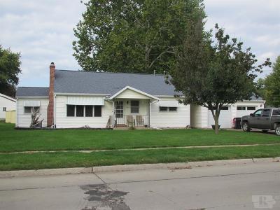 Mount Pleasant Single Family Home For Sale: 505 S Walnut Street