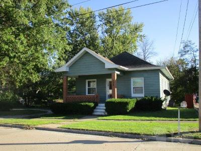 Fairfield IA Single Family Home For Sale: $95,000