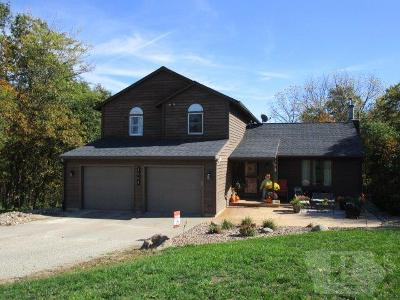Single Family Home For Sale: 1604 Indian Creek Circle