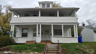 Wapello County Multi Family Home For Sale: 107 Ottumwa