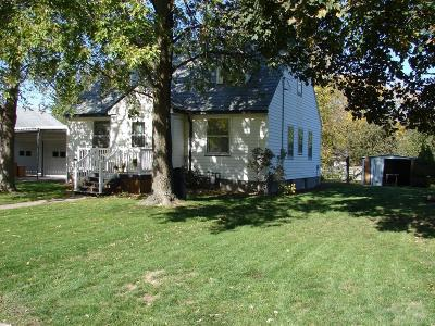Mount Pleasant Single Family Home For Sale: 501 E Green Street