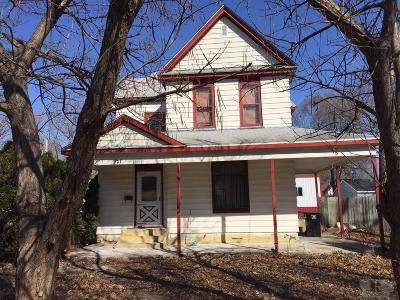 Wapello County Single Family Home For Sale: 437 Chester