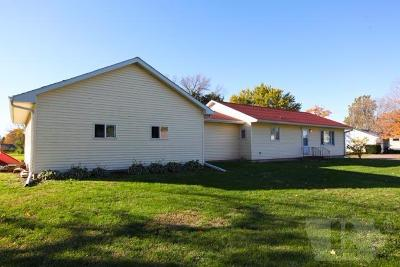 Richland Single Family Home For Sale: 312 W Main