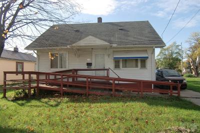 Wapello County Single Family Home For Sale: 721 S Sheridan