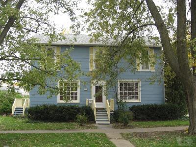 Fairfield IA Single Family Home For Sale: $109,900