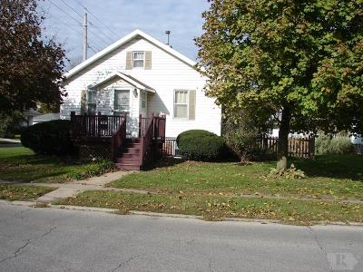 Mount Pleasant Single Family Home For Sale: 201 E Broad Street