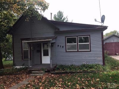 Keokuk County Single Family Home For Sale: 916 S Main