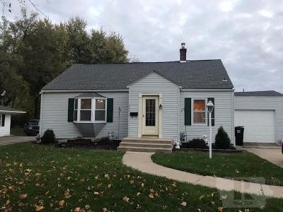 Wapello County Single Family Home For Sale: 424 Crestview Avenue