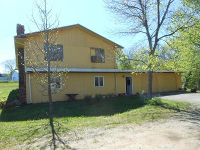 Fairfield IA Single Family Home For Sale: $155,000