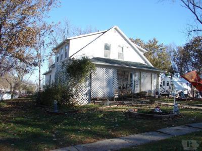 Mount Pleasant Single Family Home For Sale: 501 E Warren Street