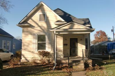 Wapello County Single Family Home For Sale: 531 Chester Avenue