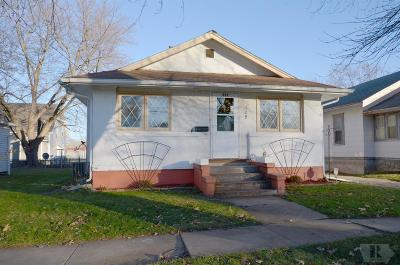 Centerville IA Single Family Home For Sale: $39,000