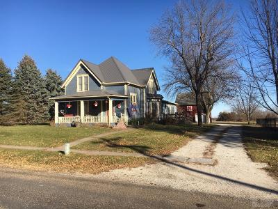 Keokuk County Single Family Home For Sale: 300 N Washington Street