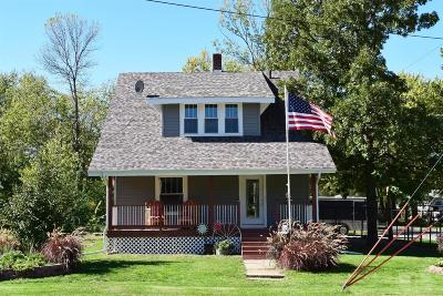 Wayne County Single Family Home For Sale: 314 N.west Street