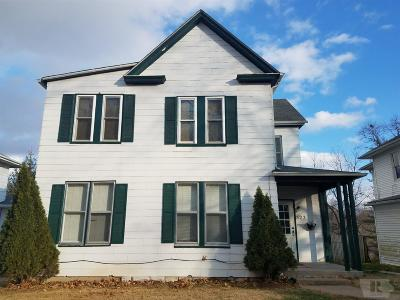 Wapello County Single Family Home For Sale: 522 Camille Street