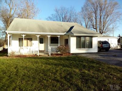Ottumwa IA Single Family Home For Sale: $70,000