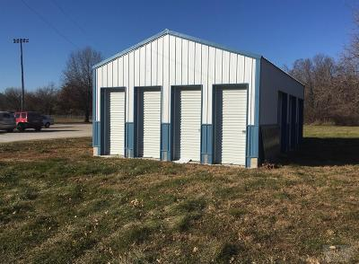 Van Buren County Commercial For Sale: 14553 Jefferson Street