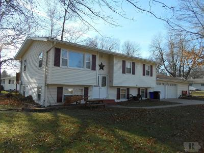 Wapello County Single Family Home For Sale: 314 Mc Carroll Drive