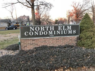 Wapello County Condo/Townhouse For Sale: 1335 N Elm St #210
