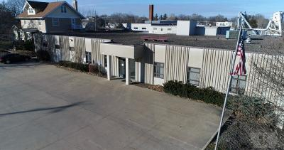 Fairfield Commercial For Sale: 406 N 2nd Street