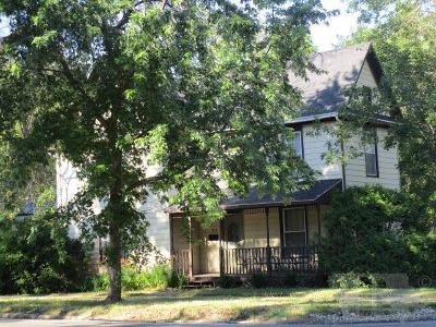 Fairfield Single Family Home For Sale: 307 S Main Street