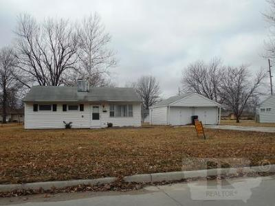 Wapello County Single Family Home For Sale: 2639 Marilyn Road