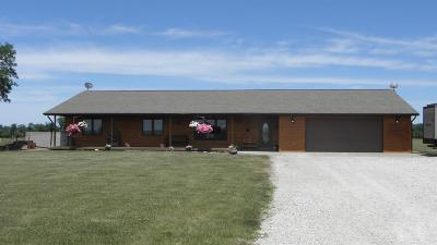 Appanoose County Single Family Home For Sale: 20550 545th Street