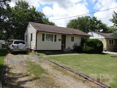 Wapello County Single Family Home For Sale: 727 Mc Kinley