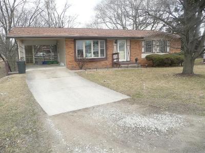 Mount Pleasant Single Family Home For Sale: 407 W Park Avenue