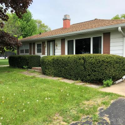 Monroe County Single Family Home For Sale: 215 C Avenue E