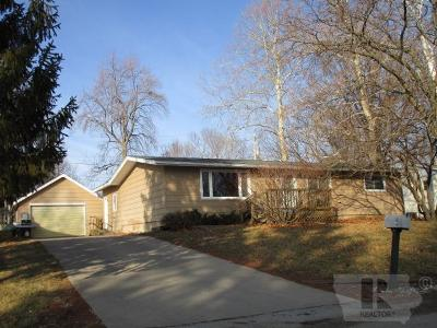 Fairfield Single Family Home For Sale: 307 E Buchanan