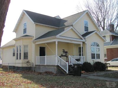 Wapello County Single Family Home For Sale: 514 Chester