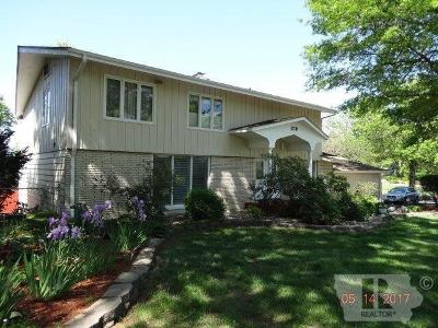 Wapello County Single Family Home For Sale: 259 E Golf
