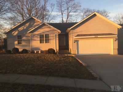 Wapello County Single Family Home For Sale: 1209 Grant Street