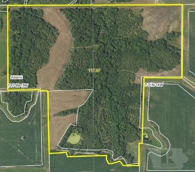 Wapello County Farm For Sale: 55th Street