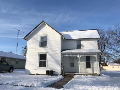 Washington Single Family Home For Sale: 914 E 2nd Street