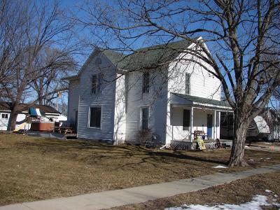 Mount Pleasant Single Family Home For Sale: 705 E Madison Street