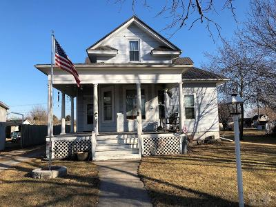 Keokuk County Single Family Home For Sale: 209 N Hamilton Street