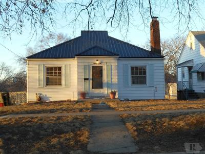Wapello County Single Family Home For Sale: 1201 Plum