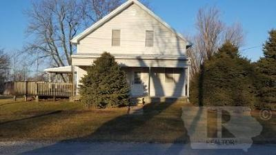 Fairfield IA Single Family Home For Sale: $87,000