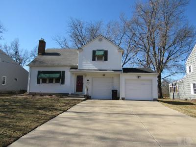 Wapello County Single Family Home For Sale: 1727 N Elm Street