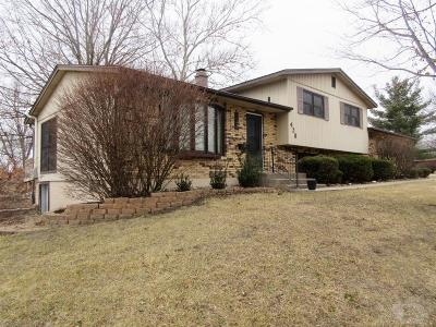 Wapello County Single Family Home For Sale: 428 Bryan Road