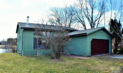 Fairfield IA Single Family Home For Sale: $165,000