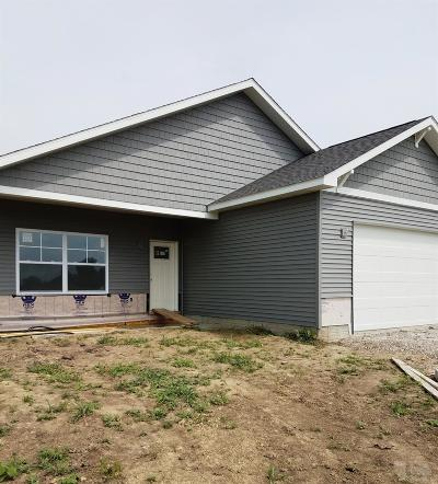 Wapello County Single Family Home For Sale: 16311 Bluegrass Road #Lot 2