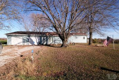 Appanoose County Single Family Home For Sale: 709 Lakeview Drive