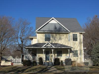 Mount Pleasant Single Family Home For Sale: 405 S Main