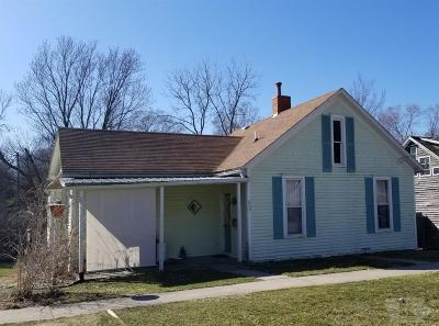 Fairfield IA Single Family Home Pending: $85,000
